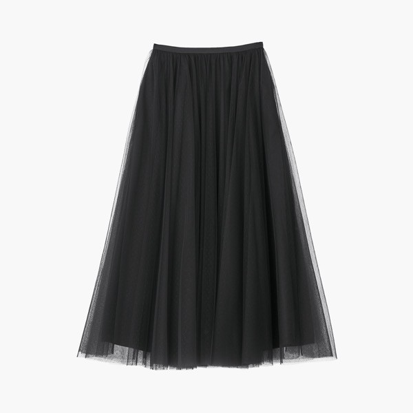 Dots Tulle Prima (Black)
